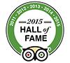 Misty Waves Hotel: TripAdvisor - Hall of Fame